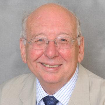 Professor Stan Heptinstall